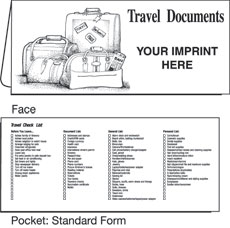 Travel Document Folders